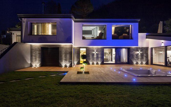 Exterior Light Fixture Idea