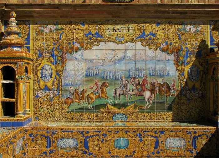 History Of Tile Decoration